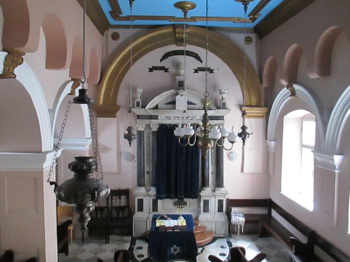 « Split »: une des plus anciennes communautés juives en Europe