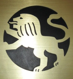 """""""Gour Arieh"""" Jeune Lion Symbole de la tribu de Juda"""