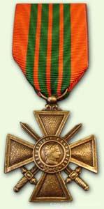 Croix de Guerre 1939-45