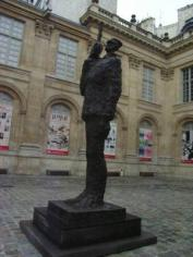 Statue Alfred Deyfus