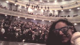 Selfie de Judith Mergui Versailles 15/3/2015