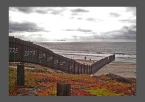 Mur USA Méxique