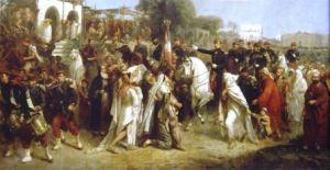 Corps expéditionnaire français à Beyrouth - Aout 1860
