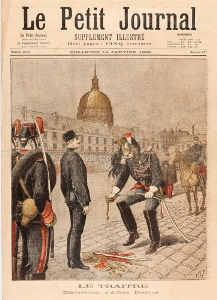 Dégradation du Capitaine Dreyfus