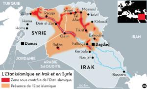 etat-islamique Syrie Irak