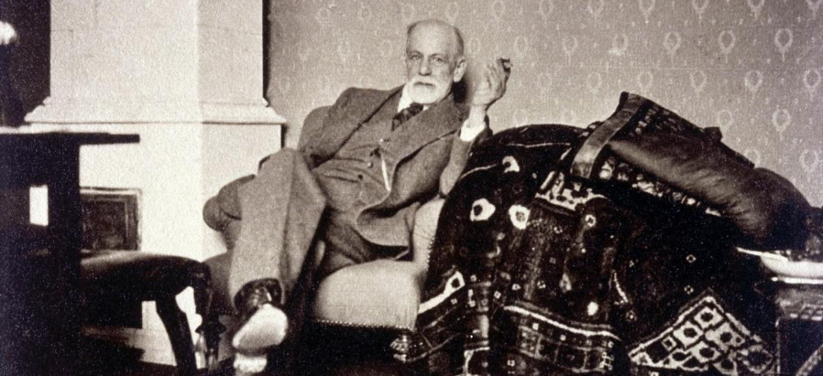 Freud, le père de la psychanalyse