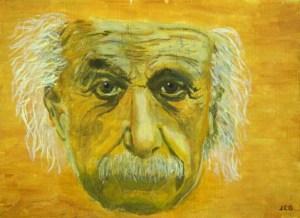 Einstein de Jean-Charles Goldberg
