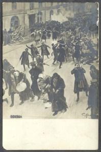 Pogrom à Odessa 1905