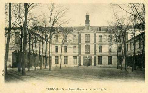 Lycée Hoche Versaille