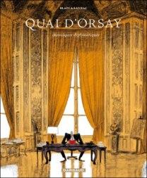 quai d'orsay BD