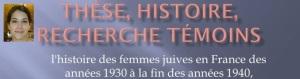 Thèse histoire recherche témoins2
