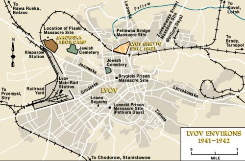 Lvov 1941-42