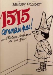 Histoire 1515