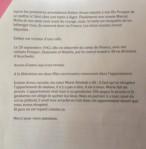 Témoignage 3- Déportation