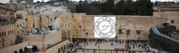 Mur lamentations halal entete