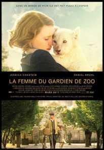 Affiche Femme Gardien Zoo