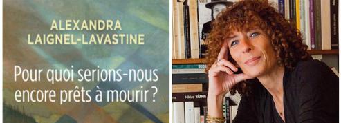 Alexandra Laignel Lavastine Livre