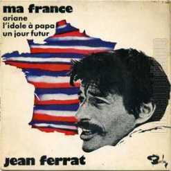 Jean Ferrat Ma France