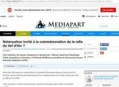 AFPS Mediapart Vel d'Hiv