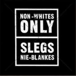 non blancs