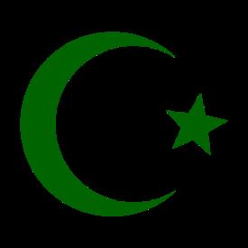islam croissant