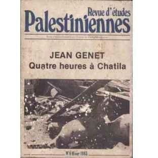 Quatre-heures a Chatila Genet.jpg