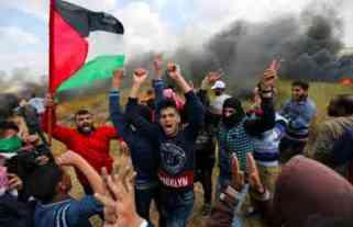 Gaza manifestation 5