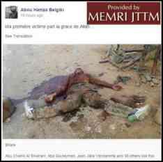 Abou Hamza 1ère victime