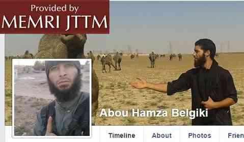Abou Hamza Belgiki