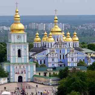 Kiev Monastère St Michel.jpg