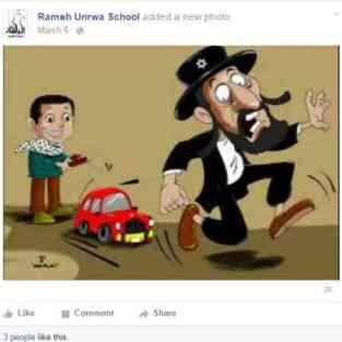 Manuel scolaire palestinien 2