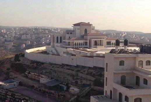 Palais présidentiel palestinien