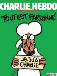 charlie Hebdo Jan 2015