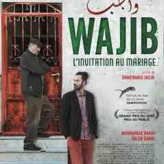 Wajib : l'invitation au mariage, Affiche