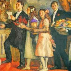 Les enfants de Leonid Pasternak