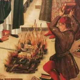 Talmud brulé Notre Dame