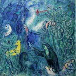 Chagall Arche de Noé