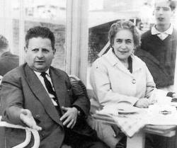 Emmanuel et Raïssa Lévinas