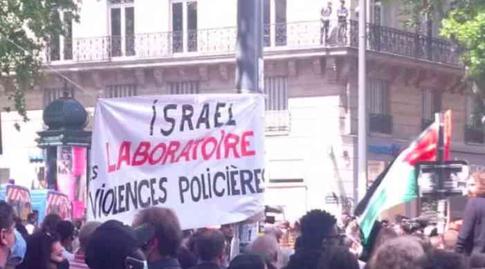 Israel laboratoire