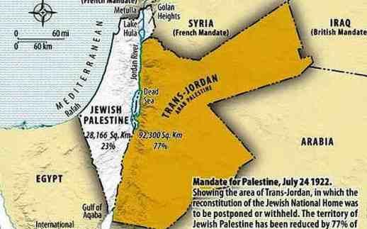 3 Transjordanie